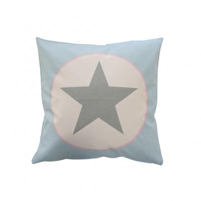 Kissenhülle BIG STAR von Krasilnikoff