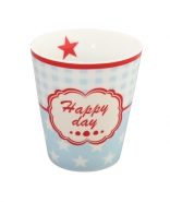 Krasilnikoff Happy Mug Becher