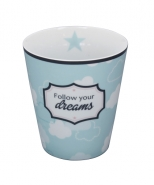 Happy Mug Krasilnikoff-FOLLOW YOUR DREAMS