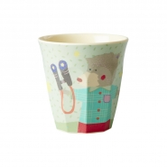 RICE Melamine Kinderbecher HAPPY CAMPER