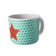 RICE Melamine Babybecher Star